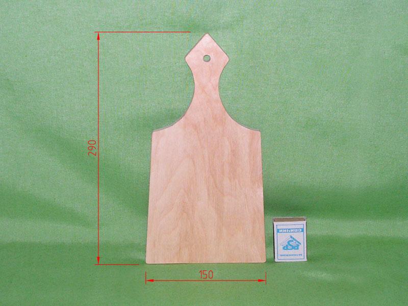 Как сделать кухонную доску из картона